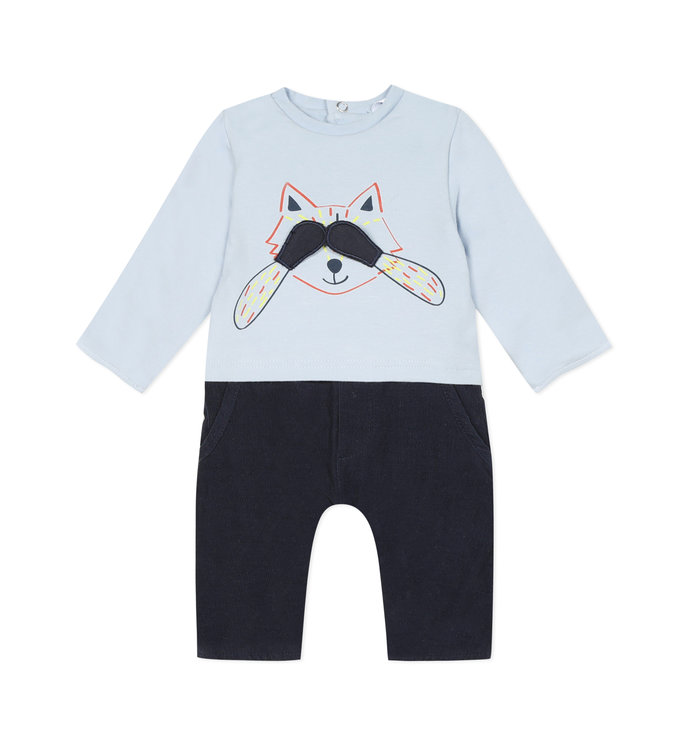 3 pommes 3 Pommes Boy's Playsuit