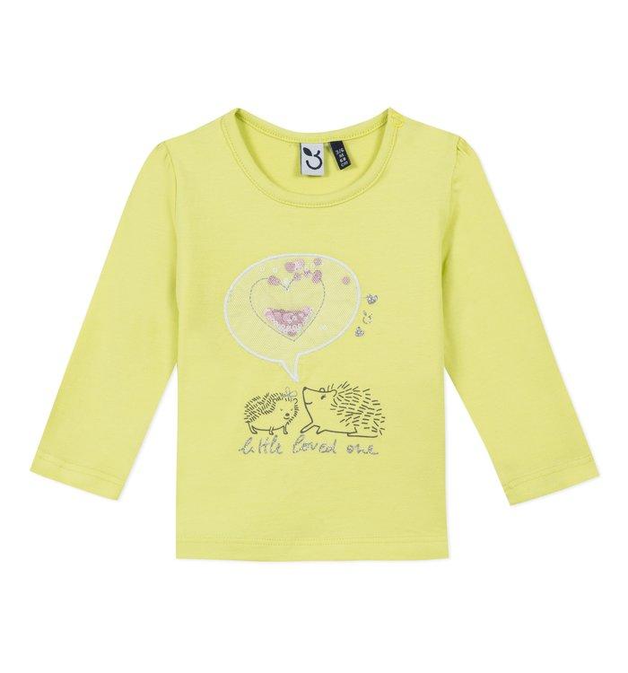 3 pommes 3 Pommes Girl's Sweater