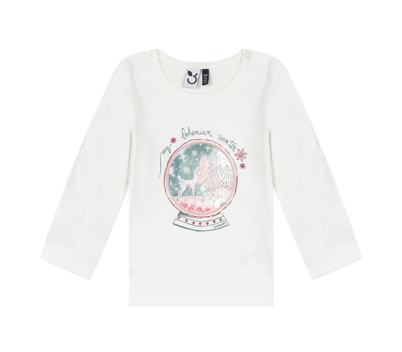 3 Pommes Girl's Sweater