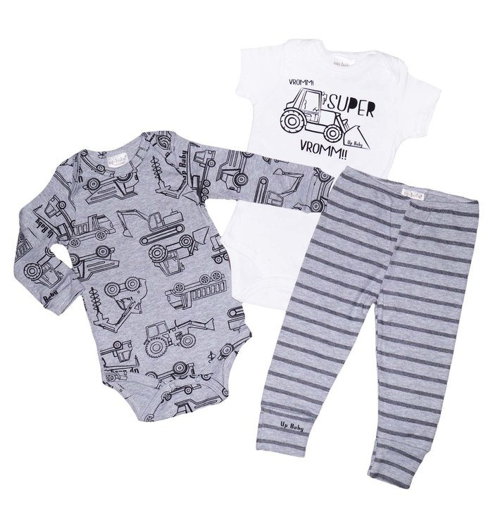 Up baby Up Baby Boy's 3 Piece Set