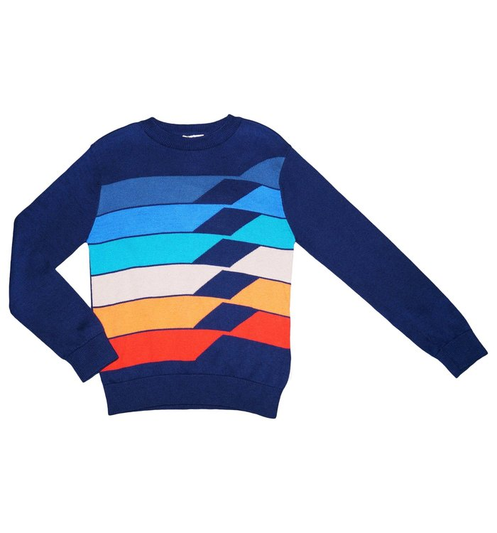 Paul Smith Paul Smith Boys Printed knit