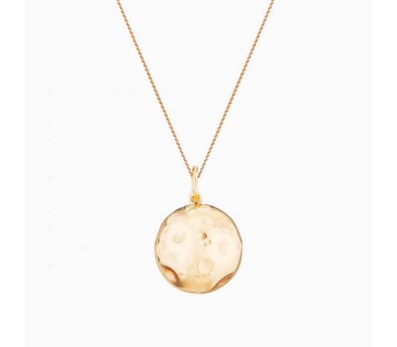 ILADO MATERNITY MOON BOLA NECKLACE