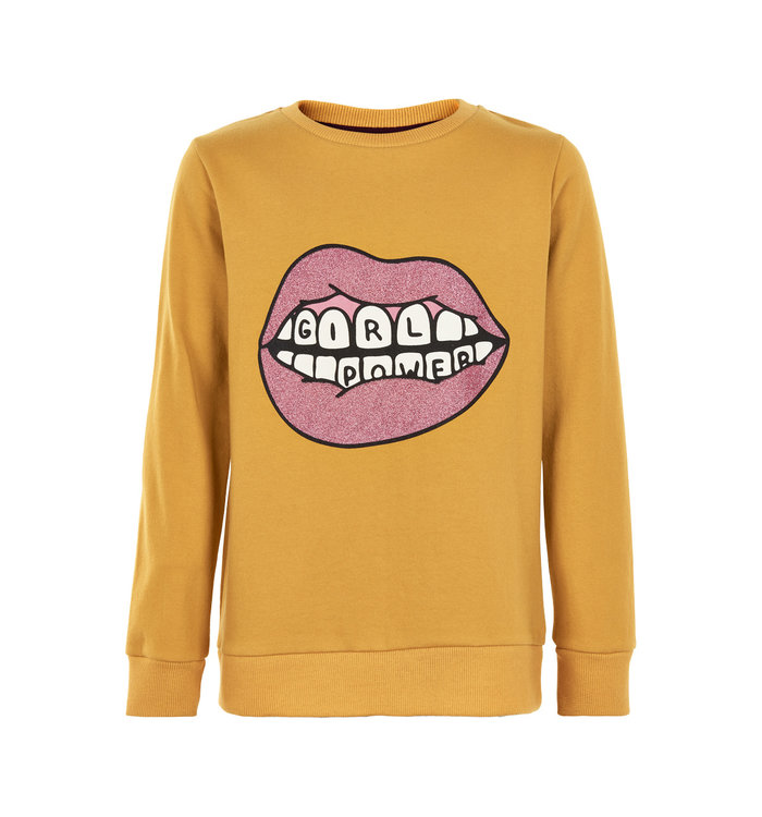The New The New Girl's Sweater