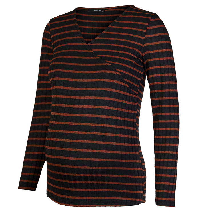 SUPERMOM Supermom Nursing Sweater