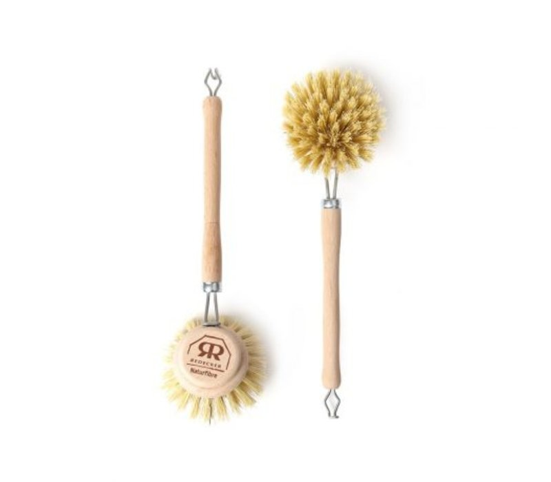 UNSCENTED DISH BRUSH WITH RECHARGEABLE HEAD