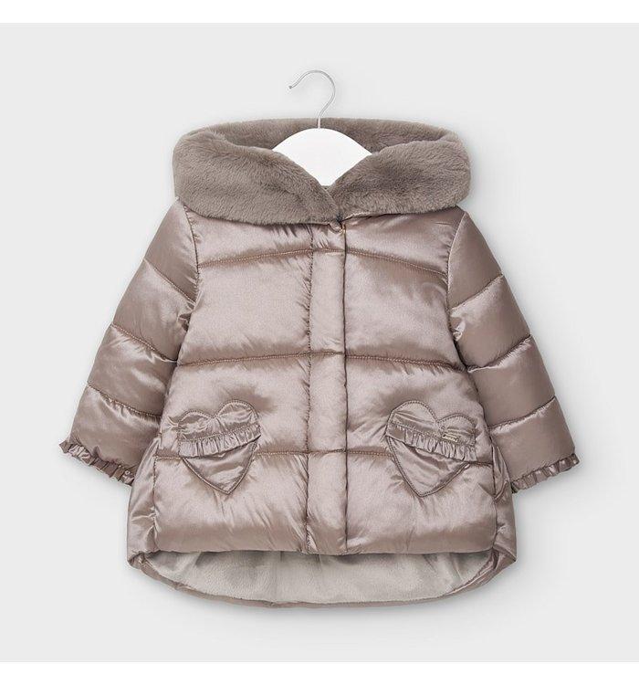 Mayoral Mayoral Girl's Coat