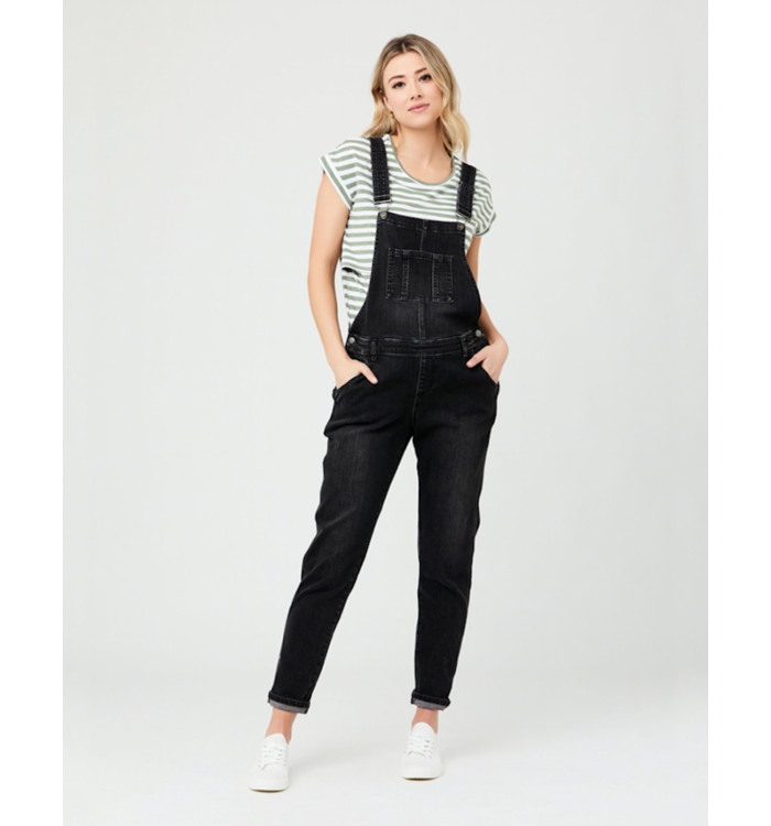 RIPE MATERNITY JEANS OVERALL