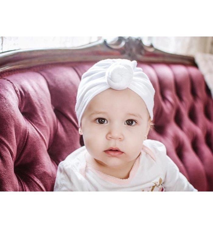 Baby Wisp BABY WISP TURBAN KNOT HAT