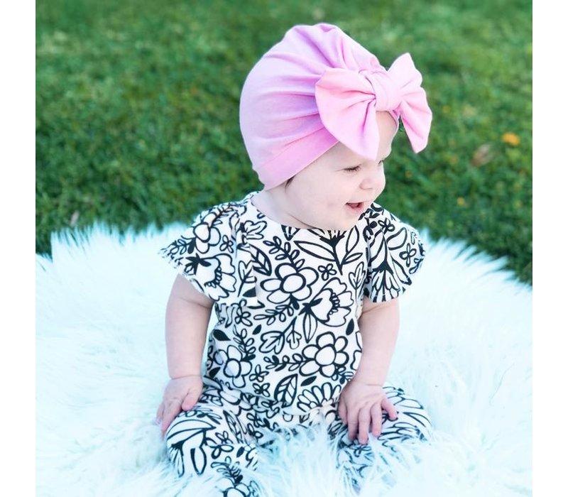 BABY WISP BUTTERFLY BOW HAT