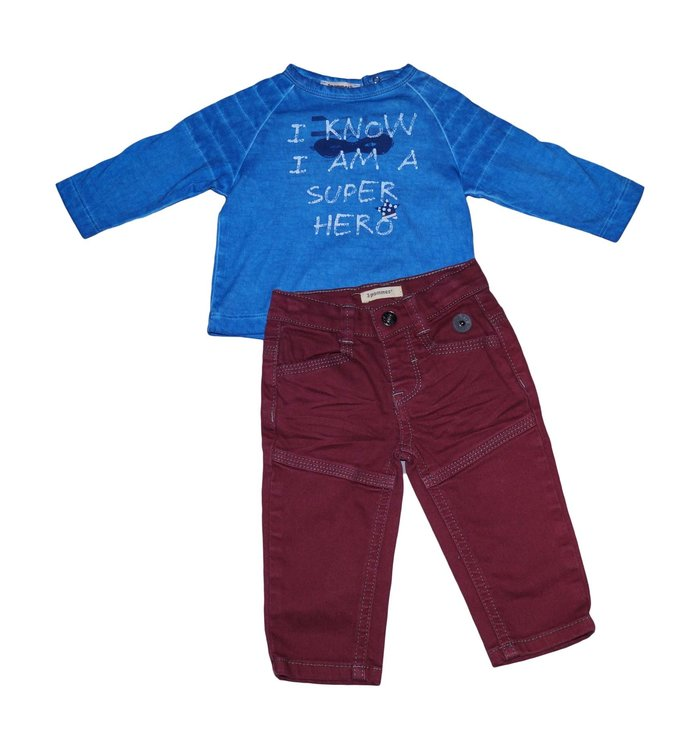 3 Pommes Boy's Two piece set