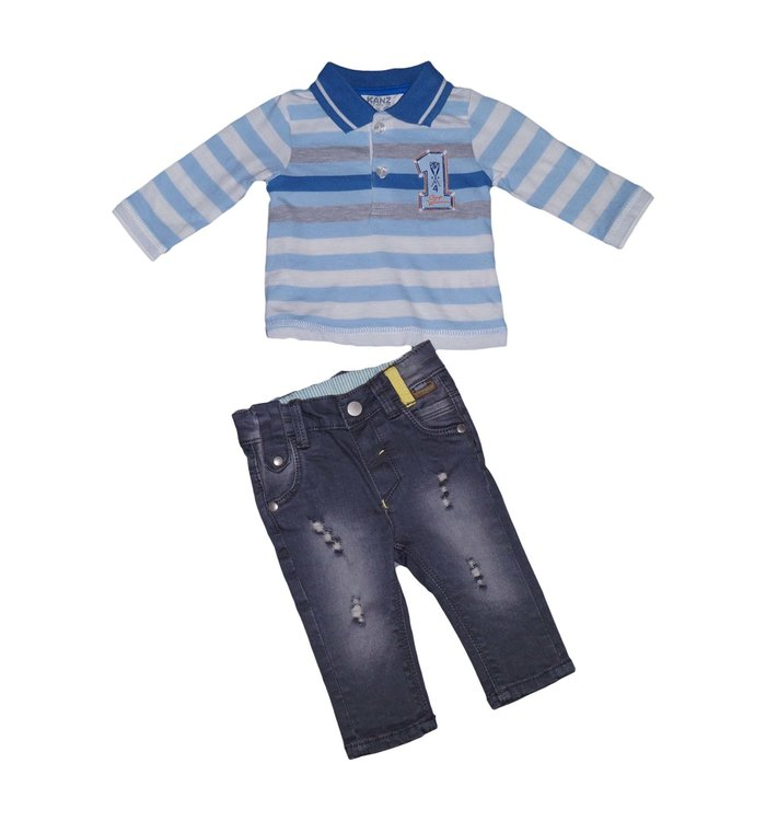Kanz Kanz Boy's Two pieces set