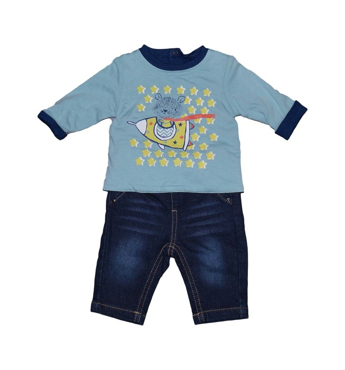 3 pommes 3 Pomme Boy's Two pieces set