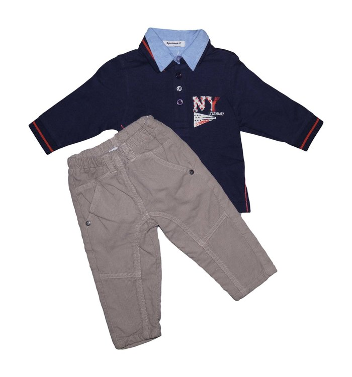 3 pommes 3 Pommes Boy's Two pieces set