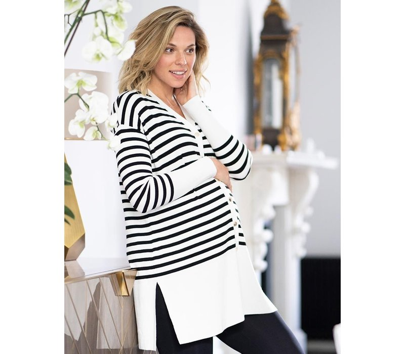 Séraphine Maternity Cardigan