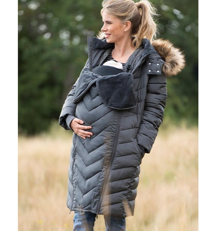 Seraphine Séraphine 3 in 1 ecological Maternity winter down Jacket