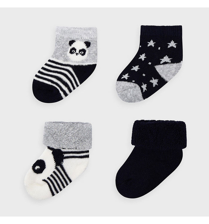 Mayoral Mayoral Baby Socks (Set of 4)