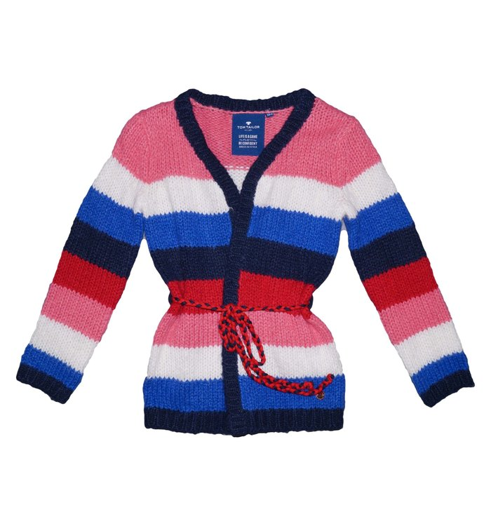 Cardigan Fille Tom Tailor