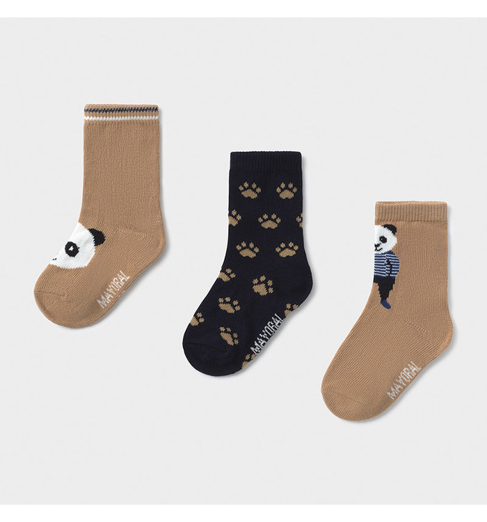 Mayoral Mayoral Boy's Socks (3 Pairs)