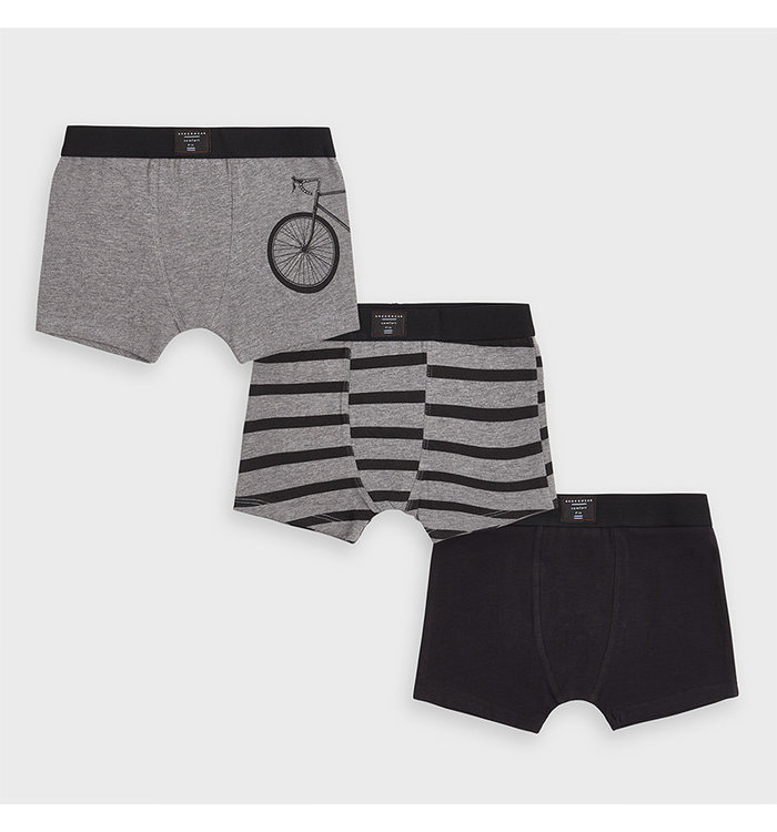 Mayoral Mayoral Boy's Boxers (Set 0f 3 Pairs)