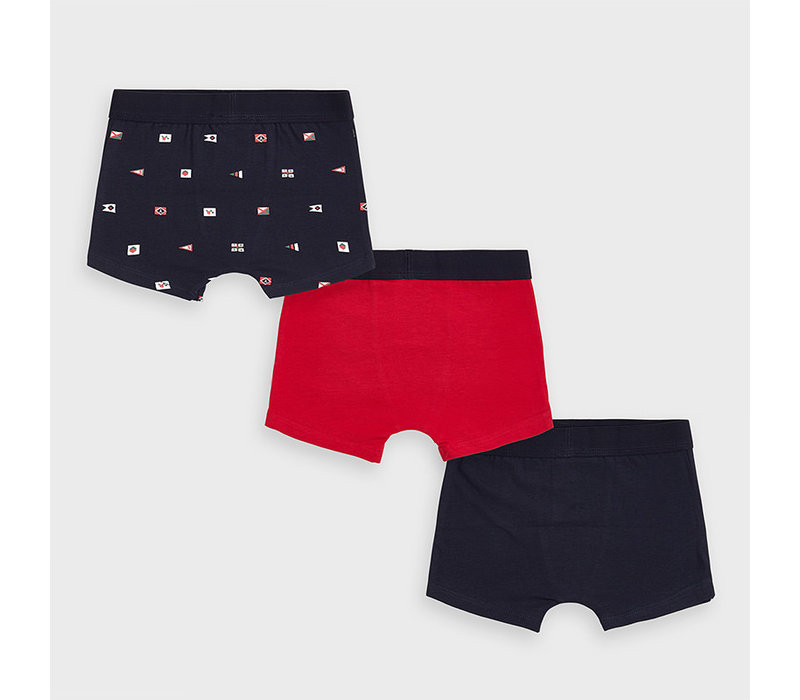 Mayoral Boy's Boxers (Set 0f 3 Pairs)
