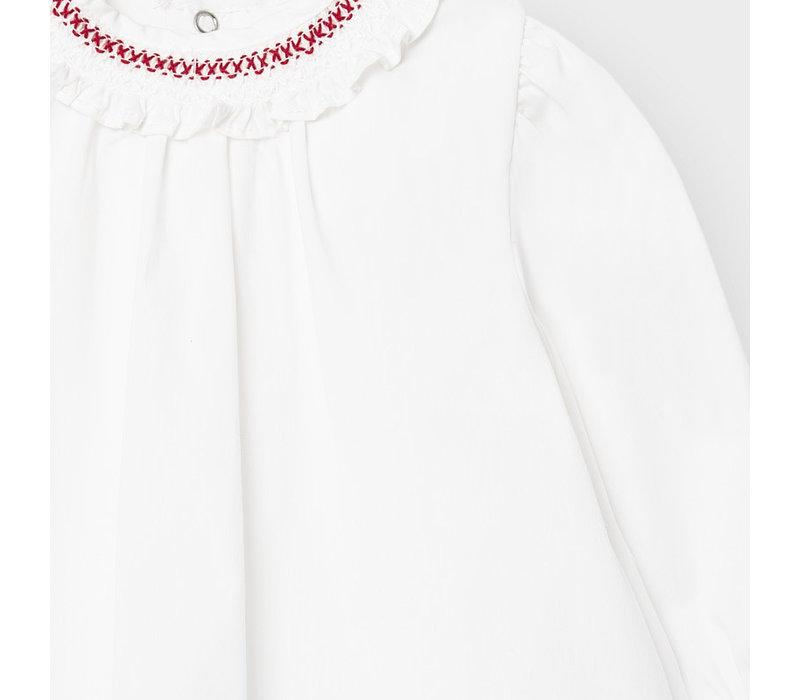 Mayoral Girl's Blouse Bodysuit