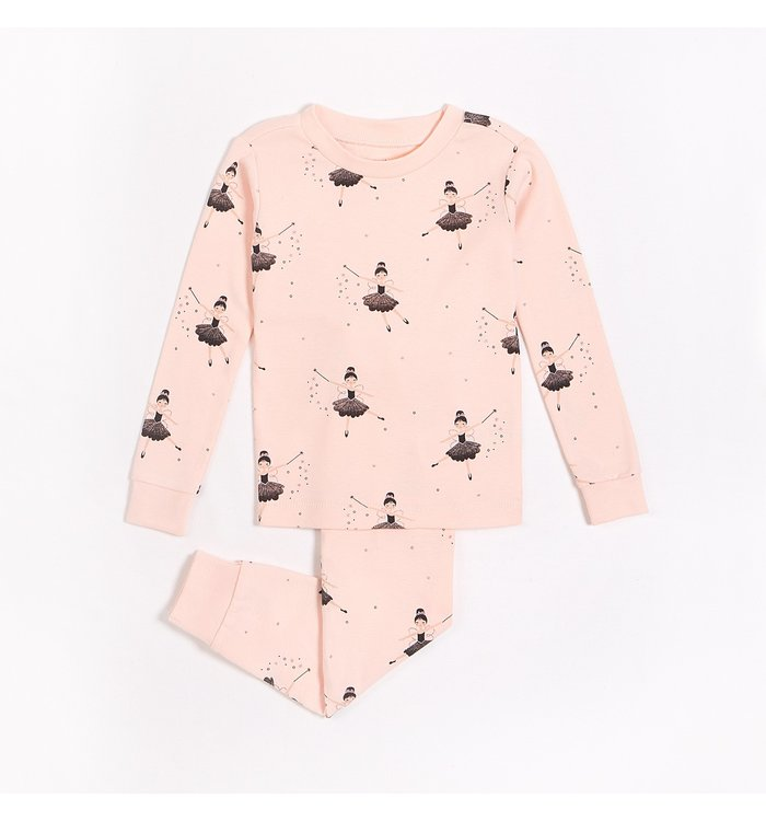 Petit Lem Girl's Pyjama Set