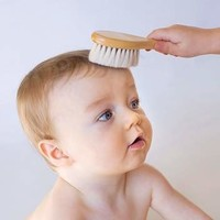GREEN SPROUTS BABY BRUSH AND COMB