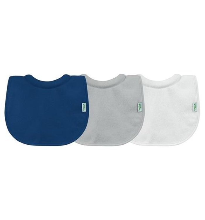 Green Sprouts GREEN SPROUTS BIBS (3 PACK)