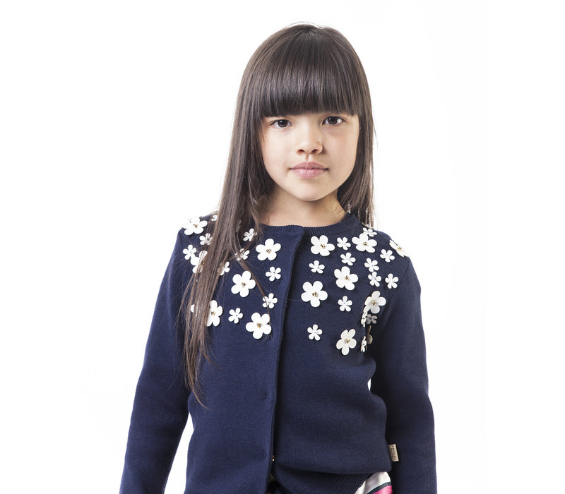 Little Marc Jacobs Girl's Cardigan