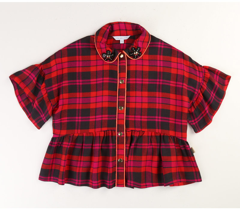 Little Marc Jacobs Girl's Blouse