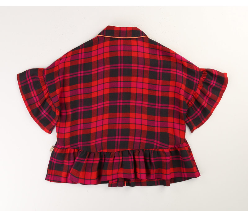 Little Marc Jacobs Girl's Blouse