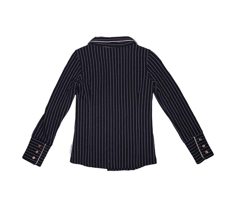 B.Nosy Girl's Shirt