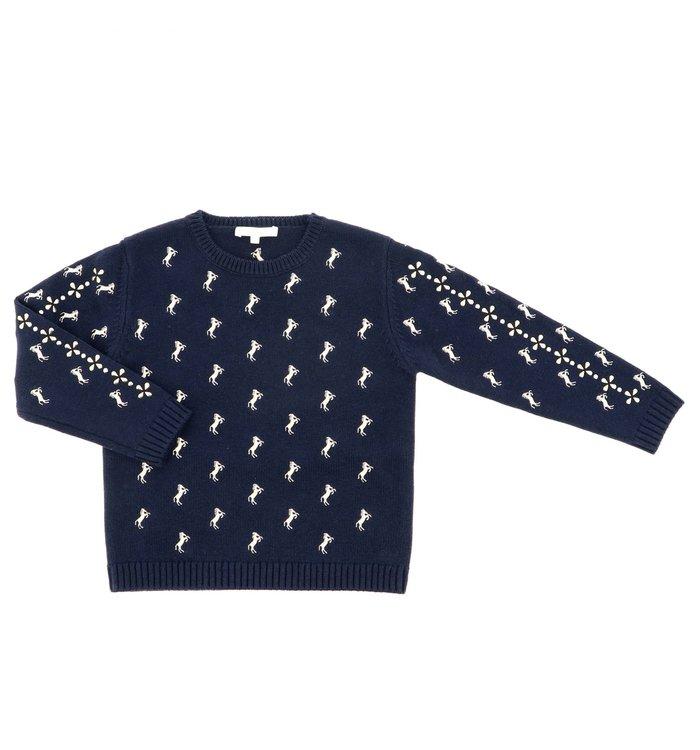 Chloé Chloé Girl's Sweater