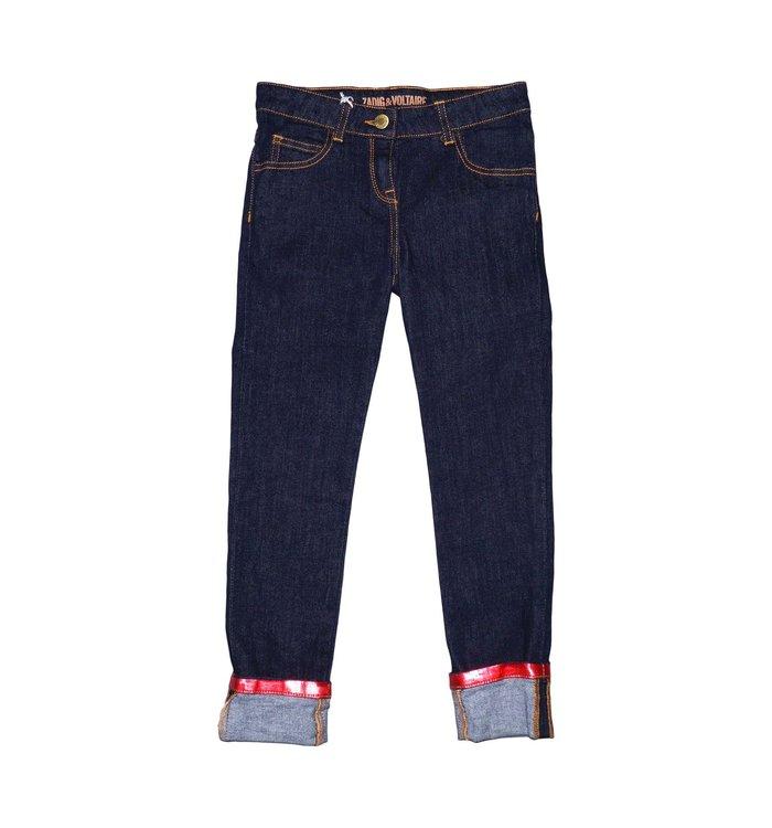 Zadig & Voltaire Zadig & Voltaire Girl's Jeans