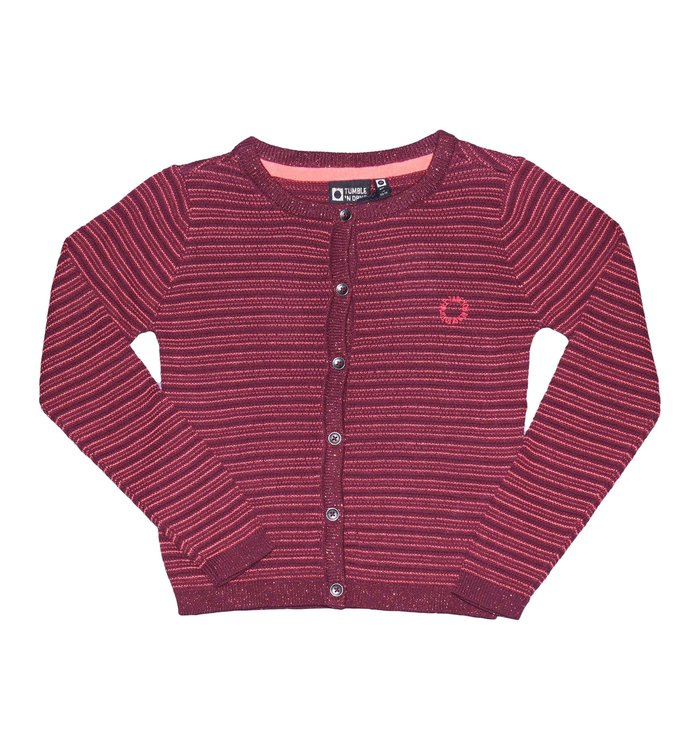 Tumble'n Dry Girl's Cardigan