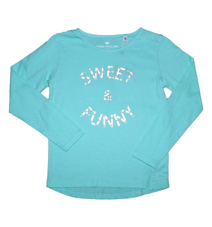 Tom Tailor Girl's Sweater