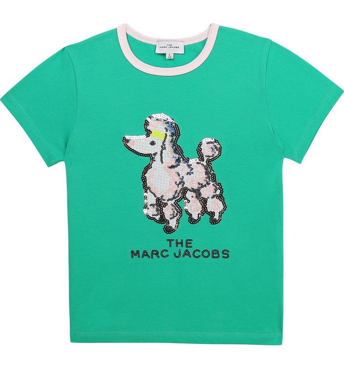 Little Marc Jacobs Little Marc Jacobs Girl's T-Shirt