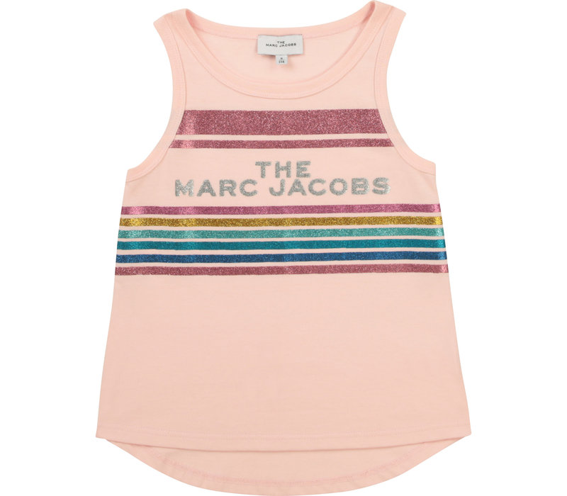 Little Marc Jacobs Girl's Tank Top