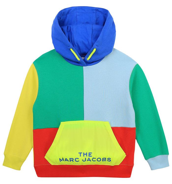 Little Marc Jacobs Little Marc Jacobs Boy's Hoodie