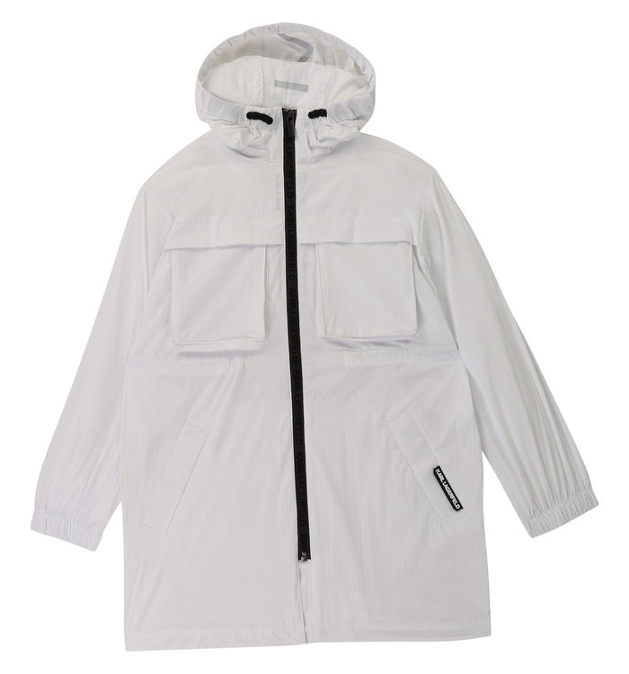 Karl Lagerfeld Karl Lagerfeld Girl's Rain Coat