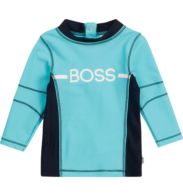 Hugo Boss Chandail Maillot Garçon Hugo Boss