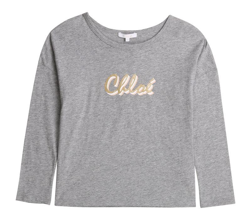 Chloé girl shirt