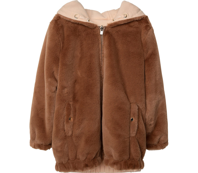 Chloé Girl Doubled Cardigan