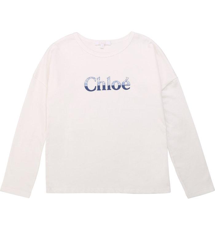 Chloé Chloé Girl shirt
