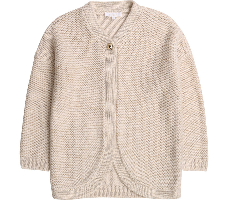 Chloé Girl Cardigan