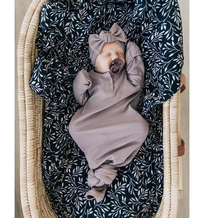 Mebie Baby Robe de nuit nouée Fille Mebie Baby