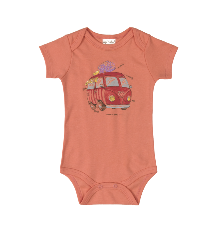 Up baby Up Baby Girl's Onesie