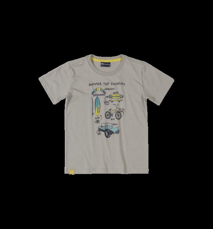 Quimby Quimby Boy's T-Shirt