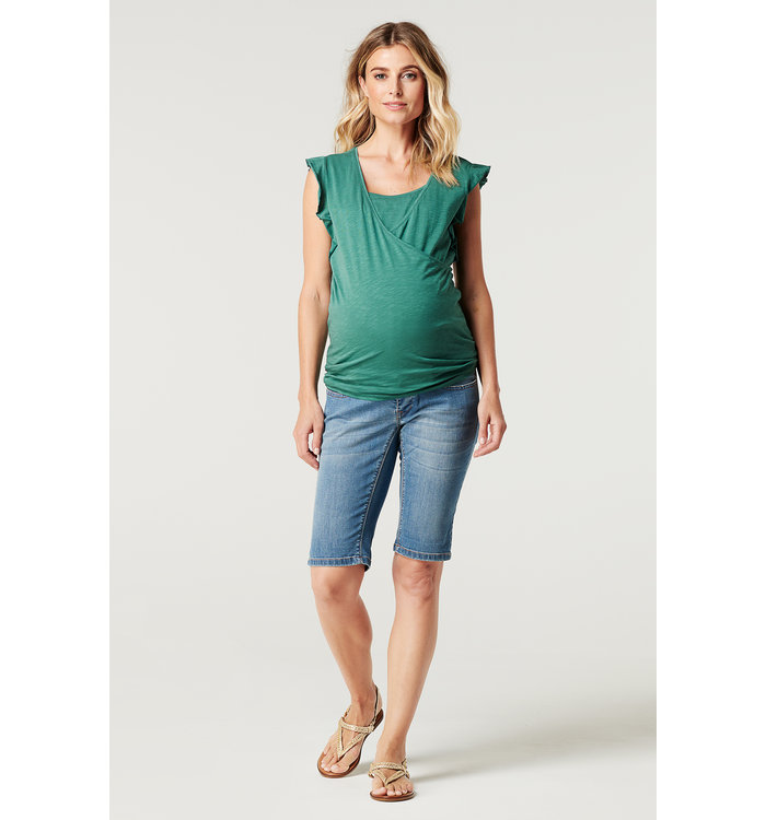 Noppies Noppies Maternity Bermuda Shorts