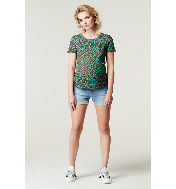 SUPERMOM Supermom Maternity Short